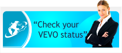 check your vevo status